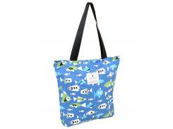Сумка текстильная PODIUM Shopping-bag 901-1