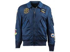 Куртка CWU Pilot X Alpha Industries, синя