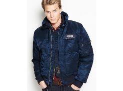 Куртка пілот CWU 45 P Flight Jacket, синя