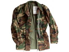 Куртка M-65 Field Coat Alpha Industries, Woodland Camo