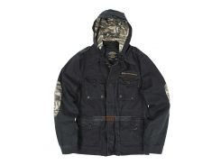 Куртка McArthur Jacket Alpha Industries , чорна