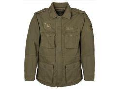 Утеплена польова куртка M-65 Altimeter Alpha Industries, оливкова, USA