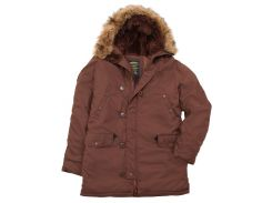 Куртка аляска Altitude Parka Alpha Industries, Chestnut