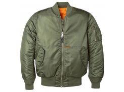 Жіноча куртка бомбер MA-1 W Flight Jacket, оливкова, USA