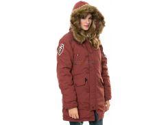 Жіноча зимова куртка аляска Altitude W Parka Alpha Industries, USA