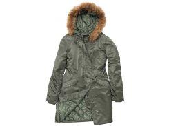 Осіння жіноча куртка Natasha Alpha Industries, оливкова