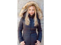Жіночий пуховик Top Gun Nylon Insulated Down Jacket, чорний