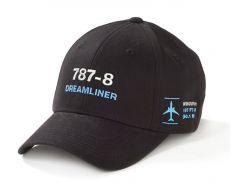 Кепка Boeing 787-8 Dreamliner Schematics Hat