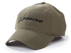 Кепка Boeing Executive Signature Hat, mocha