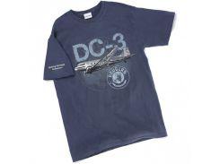 Оригинальная футболка Boeing DC-3 Heritage T-shirt 1100100104190002 (Navy)