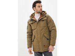 Мужская зимняя куртка AIRBOSS Mars Parka 171000223223 (хаки)