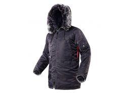 Оригинальная зимняя куртка аляска  AIRBOSS Winter Parka 171000123221 (темно-серая)