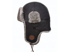 Оригинальная шапка Top Gun Quilted Winter Hat TGH1500 (Black)