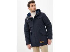 Мужская зимняя куртка AIRBOSS Mars Parka 171000223223 (синяя)