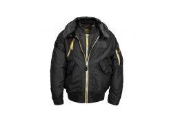 Оригинальная летная куртка B-15 Air Frame Flight Jacket MJB44506C1(Black)