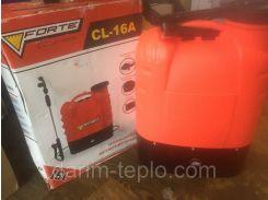 Опрыскиватель акумуляторный Forte CL-16a