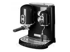 Кофемашина KitchenAid Artisan Espresso 5KES2102EOB, черная