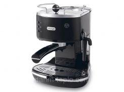 Рожковая кофеварка DeLonghi Icona ECO 311.BK