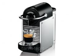 Капсульная кофемашина DeLonghi Nespresso pixie clips EN125.S
