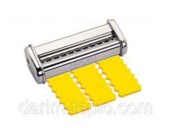 Imperia reginette lasagnette  насадка для нарезки плоской лапши 12 мм с волнистыми краями