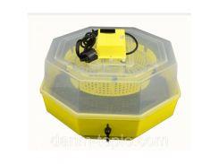 Инкубатор для яиц CLEO 5DT 420х420х225 Желтый