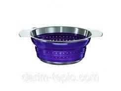 Сито диам.24см.фиолетовое Rosle R16127