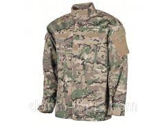Куртка US Field ACU, Rip Stop, мультикам (XL) MFH 03383X