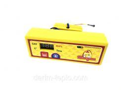 Терморегулятор цифровой 12 вольтовый с влагомером