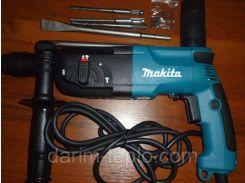 Перфоратор Makita HR 2450T с дополнительным патроном