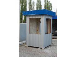 Модульные конструкции, бытовки, домик для охраны, охранная будка, ларек про