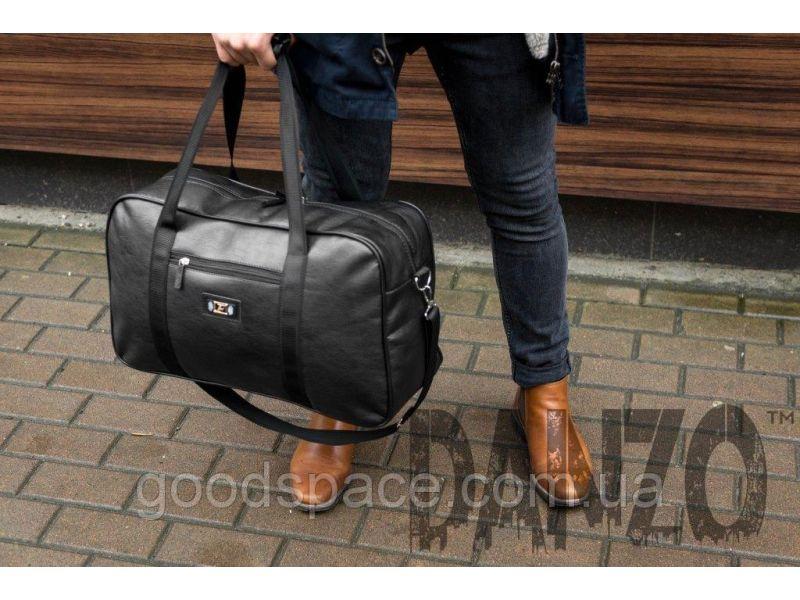 cbedbbf73624 Сумка кожаная мужская mod.Z черная купить недорого за 410 грн. на ...
