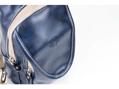 Мужская сумка mod.Fred Perry синяя Днепр