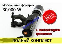 Велосипедный фонарик BL T 8626 ОРИГИНАЛ 8628