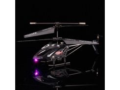 Радиоуправляемый вертолет гироскоп Black