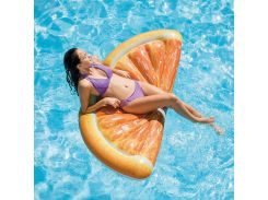 Надувной плот матрас Intex 58763 «Апельсин»