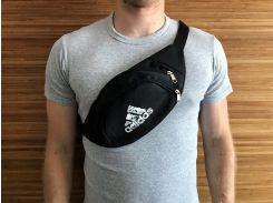 Мужская поясная сумка Adidas