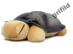 Музыкальная ночник черепаха проектор ночного неба, цвета в ассортименте
