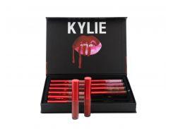 Набор жидких матовых помад 12 в 1 Kylie Short  (копия)