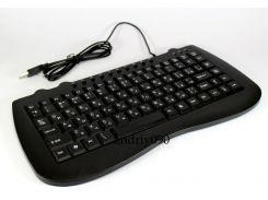 Клавиатура мини проводная USB