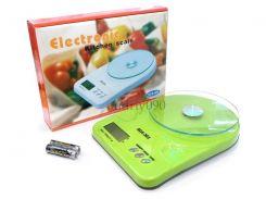 Кухонные Электронные Весы SСА 301 5 кг + батарейки