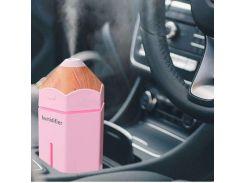 Мини увлажнитель humidifier воздуха Pencil Pinck