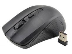 Беспроводная оптическая мышка мышь UKC 211 Black