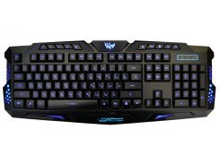 Игровая клавиатура Magic Wings M200 с подсветкой