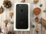 Цены на Used iPhone 7 32Gb Matte Black