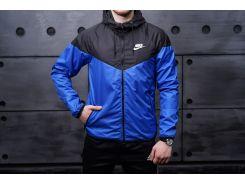 Ветровка мужская Nike  Синий