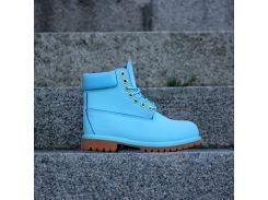 """Женские ботинки Timberland """"Blue"""""""