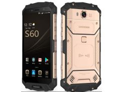 Смартфон Doogee S60 Lite Gold MTK6750T 1.5Ghz