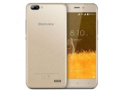 Смартфон Blackview A7 Pro Gold MTK6737 1.3Ghz