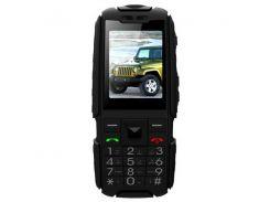 Мобильный телефон Land Rover Jeep X6000 Black