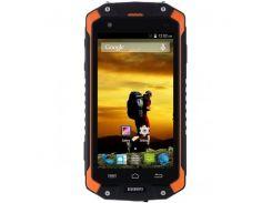 Land Rover Discovery V9(Guophone) Black- Orange 8GB IP68